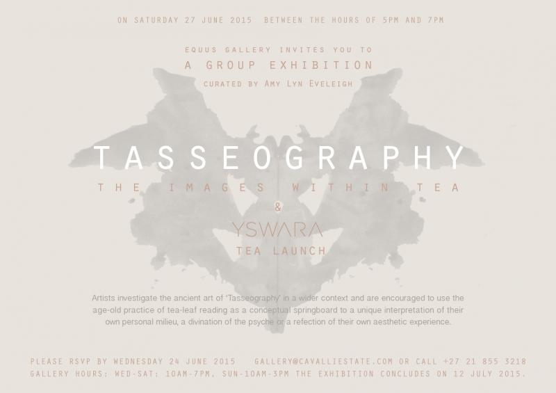 tasseography invite pink